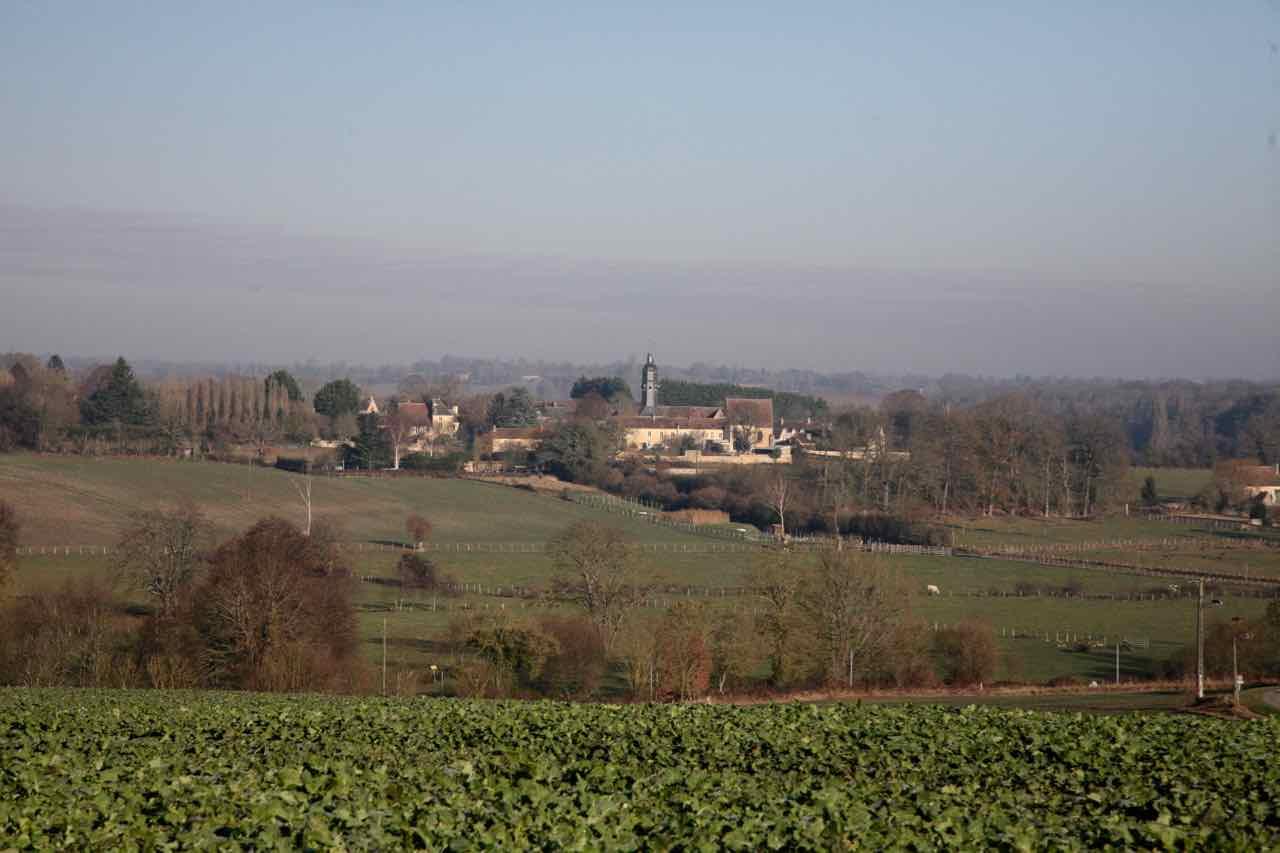 Bourg de Saint-Cyr