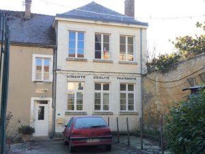 mairie de Saint Cyr