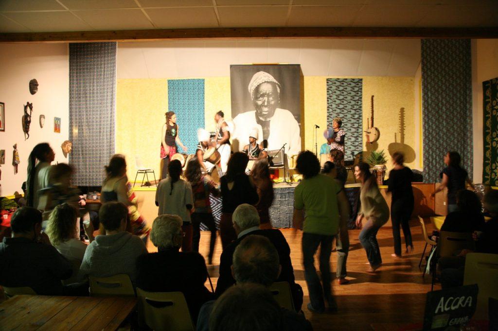 Concert Tambours de Guinée