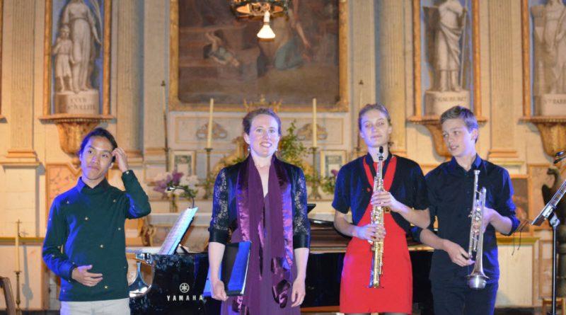concert en l'église Ste Julitte