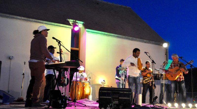 Colectivo IYE Ife, groupe de salsa cubaine