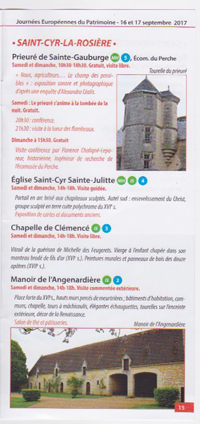 journées du patrimoine Saint-Cyr
