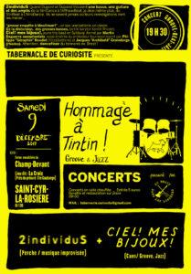 concert 9 décembre à Saint Cyr