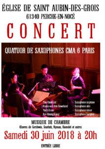 quatuor saint aubin