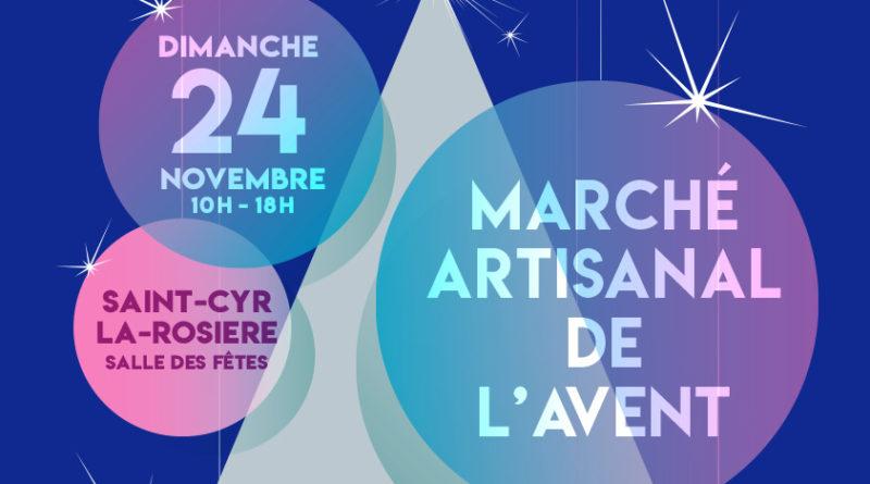 Marché artisanal de l'Avent 2019